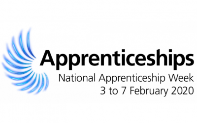 Supporting National Apprenticeship Week