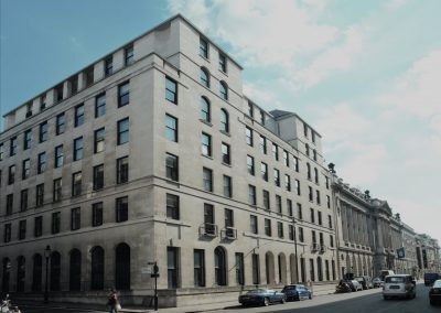 Prestigious office building in the heart of the West End