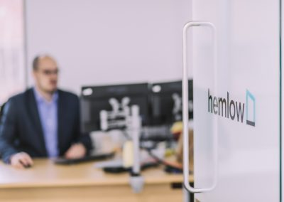 Team Hemlow Employee Promotions