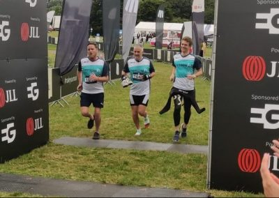 Team Hemlow Take on Property Triathlon