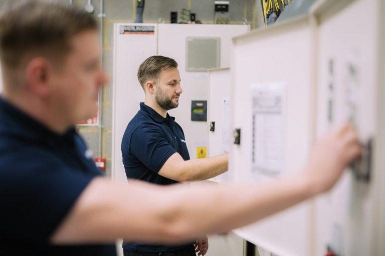 Mobile Multi-Skilled HVAC Engineer (Combustion & Refrigeration)