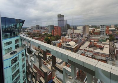 Hemlow delivers training in Manchester and Birmingham